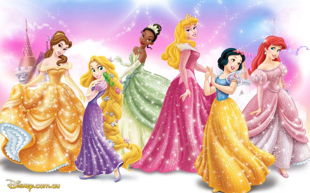 Free Desktop Wallpaper: Disney Princess Wallpaper (Page 3)