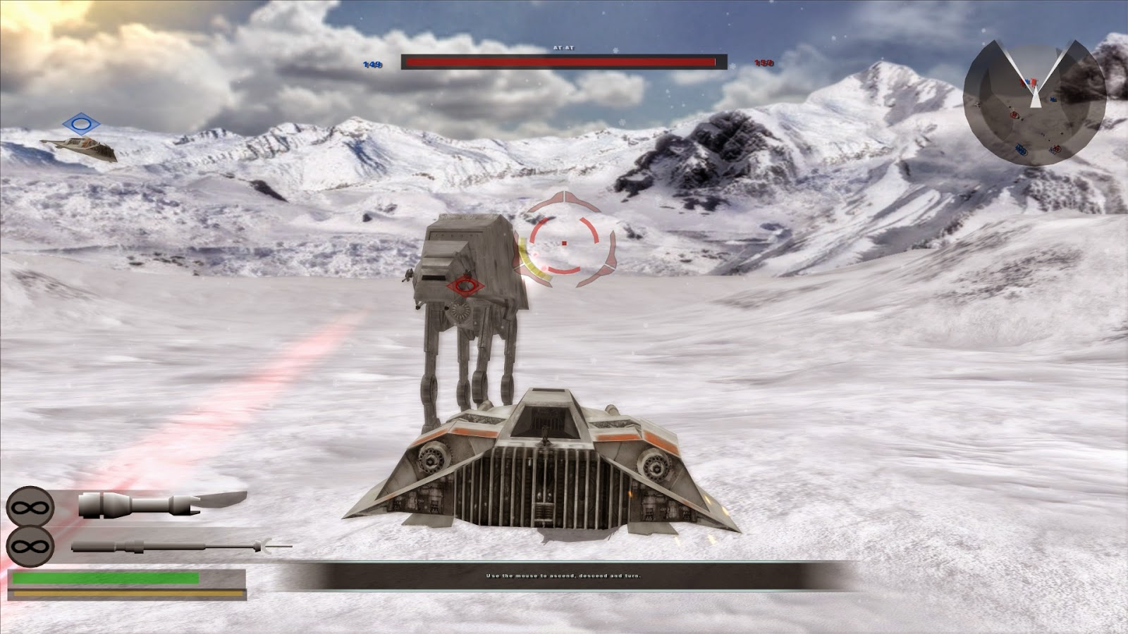 Star Wars: Battlefront II Hoth