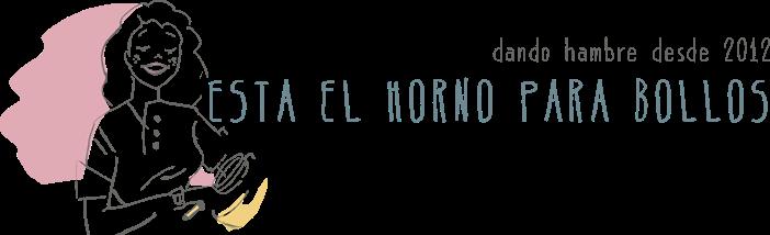ESTA EL HORNO PARA BOLLOS