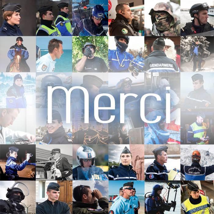 La Gendarmerie Nationale Française