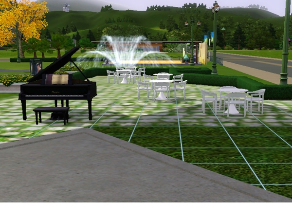 KOALAPLAZA PARK THE SIMS 3