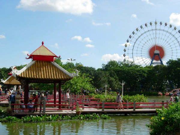Các địa điểm vui chơi Picnic tại Sài Gòn