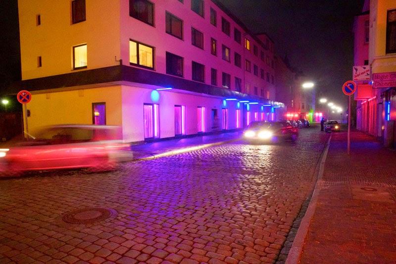 Feuer in der Lessingstraße | Bremerhaven News