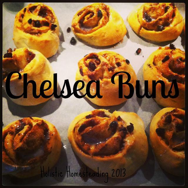 Chelsea Bun Recipe