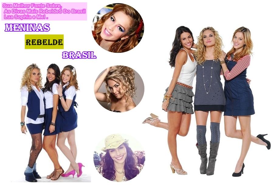 Meninas Rebelde Brasil