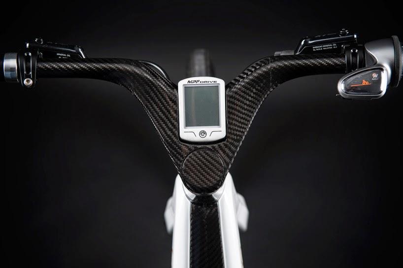 Bicicleta Electrica Solar