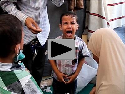 Video) Detik-detik Pembantaian Ribuan Warga Mesir di Rabiah Adawiyah