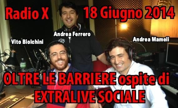Vito Biolchini intervista Andrea Ferrero e Andrea Mameli