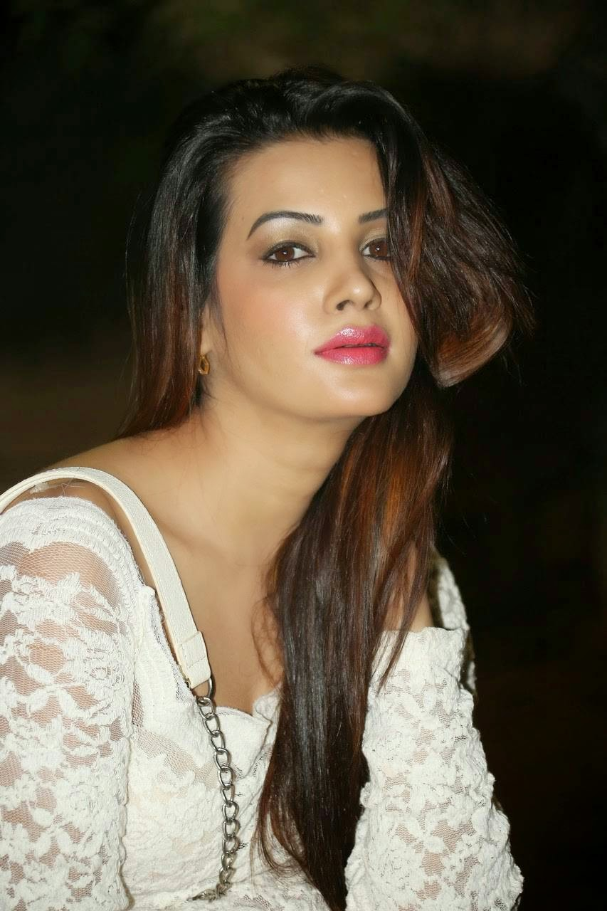 Diksha Panth At Bham Bolenath Movie Audio Launch Latest Stills