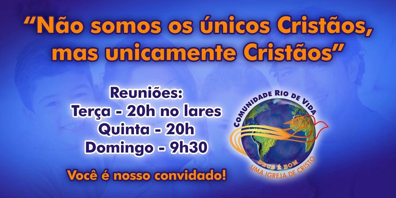 Comunidade Rio de Vida Uma Igreja de Cristo em Jundiai