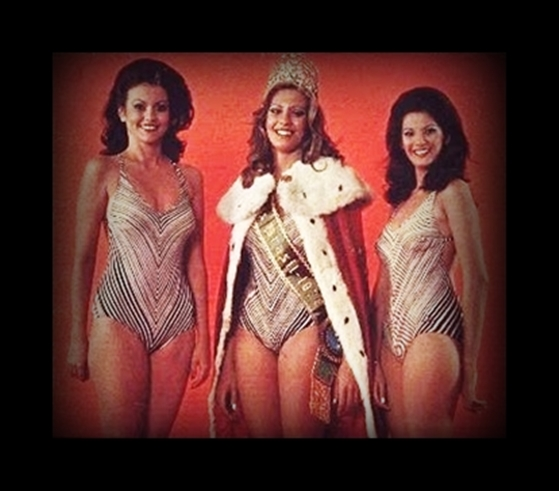 1976 - Top Tres Miss Universo Brasil
