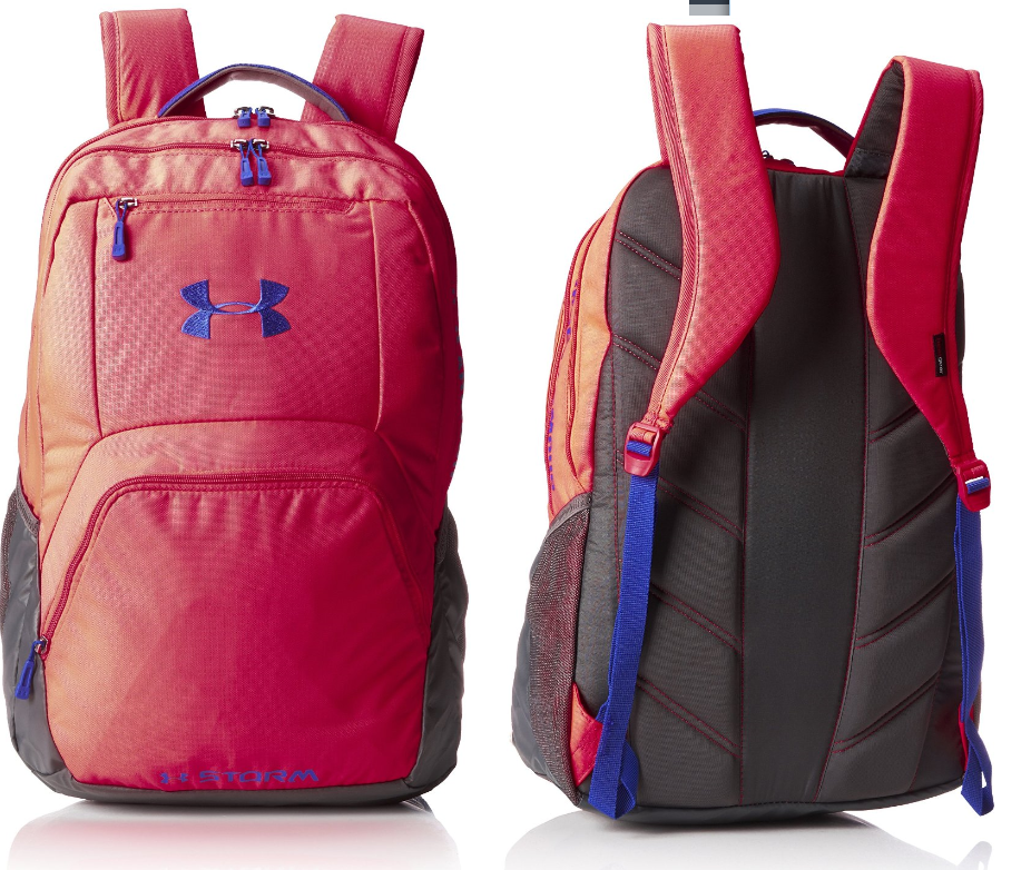 Under Armour Womens Backpack Exteter Bookbag Gym Backpack