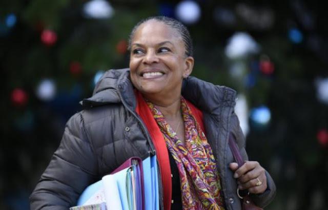 Gouvernement: Christiane Taubira démissionne  POLITIQUE Elle est remplacé par Jean-Jacques Urvoas, un proche de Manuel Valls