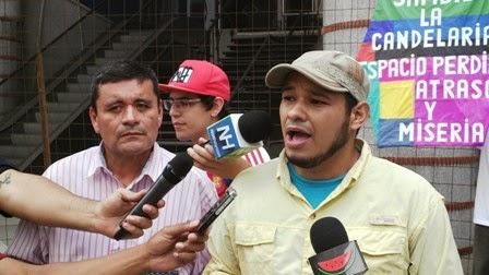 Denuncian corrupción y reducción de acera en construcción de ciclovía en Candelaria