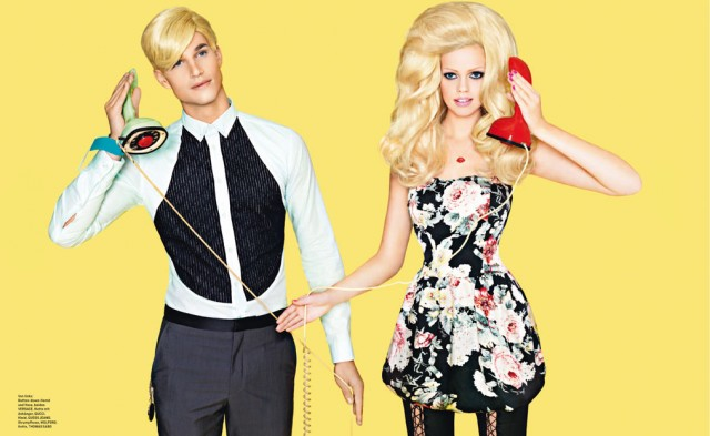 SylK's Playground: Real Life Barbie And Ken