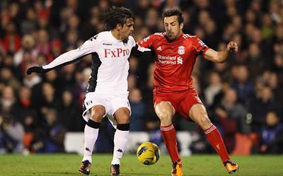 Fulham 1 - 0 Liverpool (2)
