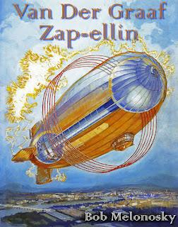 Van der Graaf Zap-ellin written by Bob Melonosky