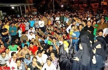 همبستگی با کارگران اعتصابی سنگ آهن و خواست آزادی کارگران زندانی