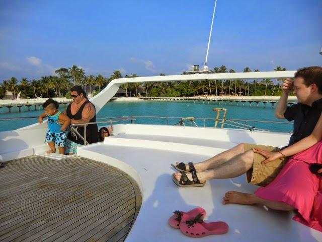 Yacht-Maldives