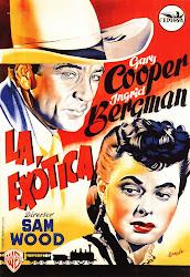 La exótica (1945) Descargar y ver Online Gratis