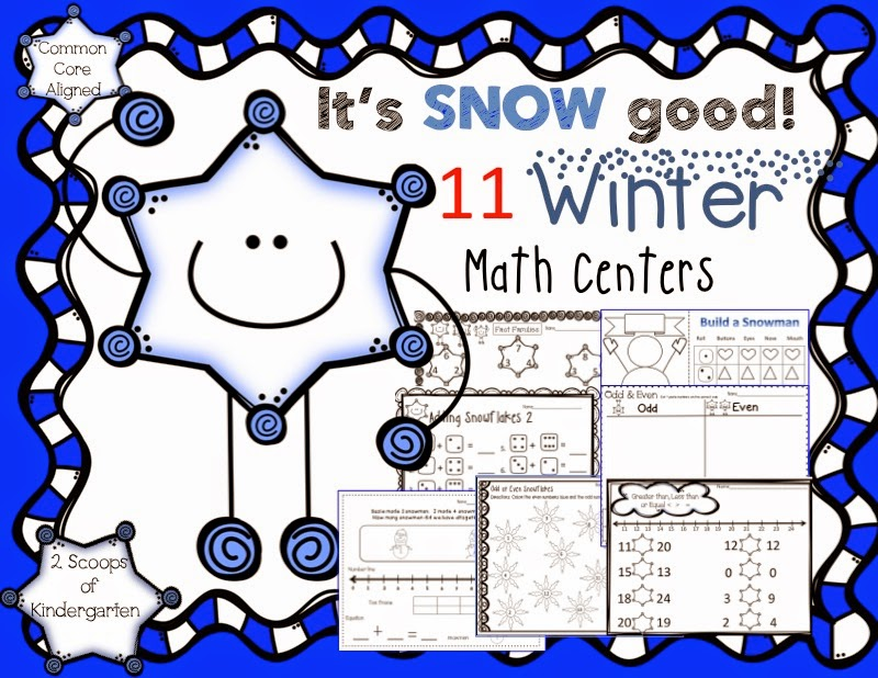 https://www.teacherspayteachers.com/Product/Kindergarten-Winter-Math-Centers-Common-Core-Aligned-998320