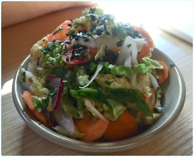 Common - Kimchi slaw