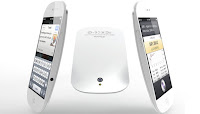 Magic Mouse iPhone 5&#160;Concept