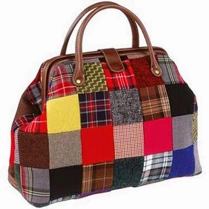 bolsas de patchwork para comprar ou fazer