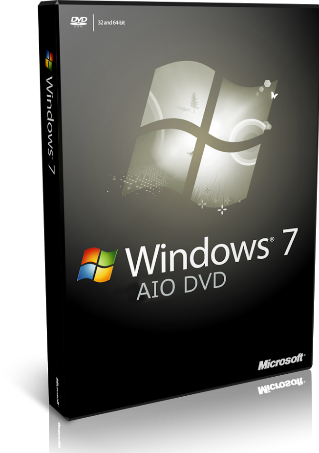Download Windows 7 AIO x86/x64