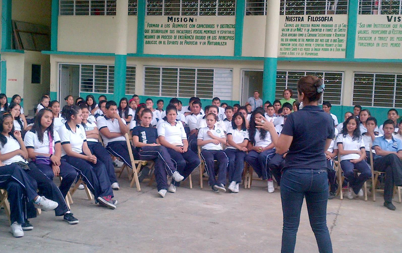 Escuela Preparatoria Num 1 del Estado Turno Matutino