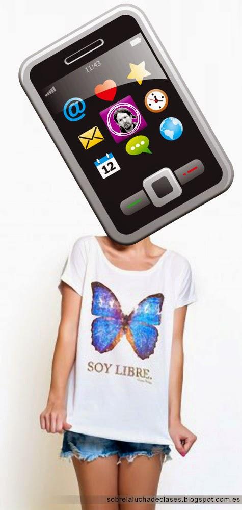 smartphone, podemos, Pablo Iglesias,