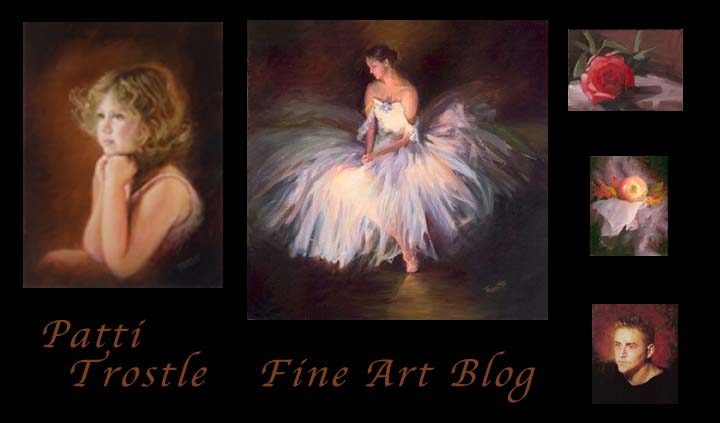 Art-Paintings-Greeting Cards-Notecards-Prints-Portraits by Patti Trostle