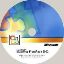 تحميل برنامج فرنت بيج عربي  FrontPage2003