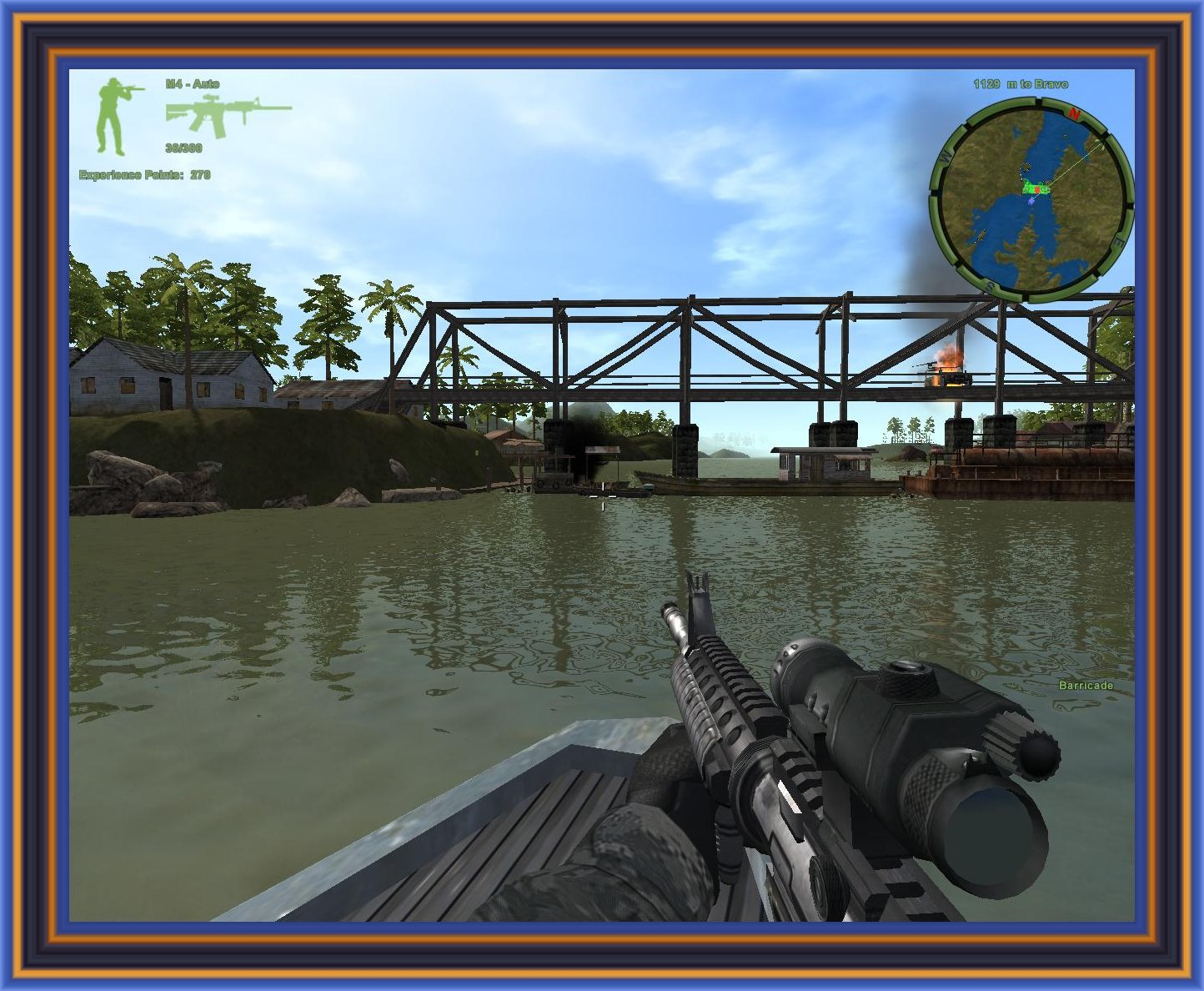Delta Force Xtreme 2 Game Play, Screen Shot No.2
