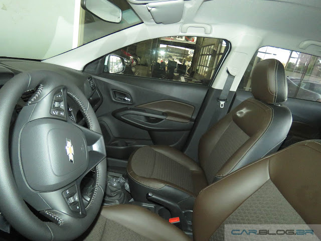 Chevrolet Cobalt 2016 LTZ