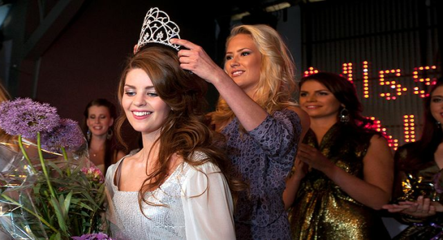 Miss World Norway 2012 Karoline Olsen