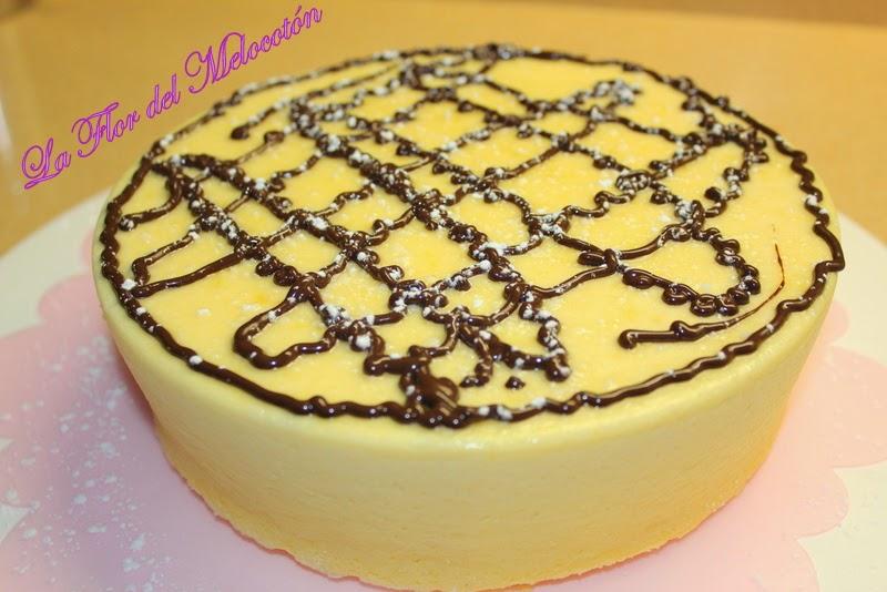 Pastel japonés de queso