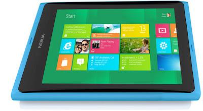 Konsep tablet Nokia