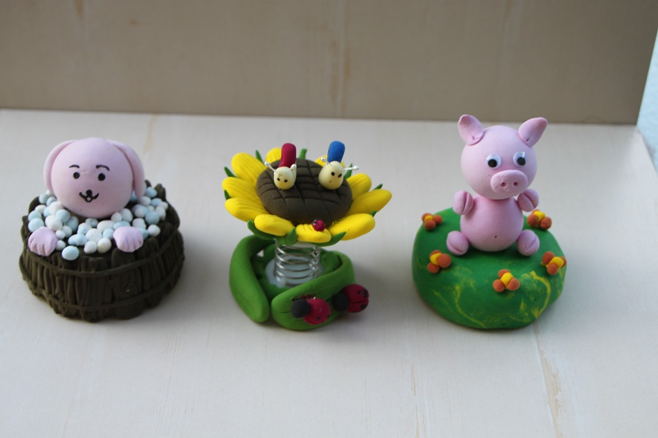 Clay Art: Kids Projects...