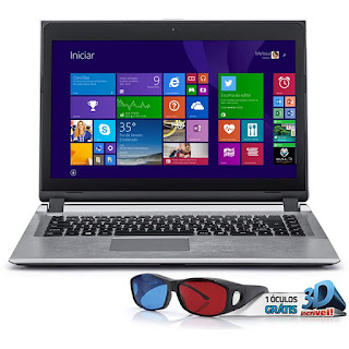 notebook positivo premium s2850