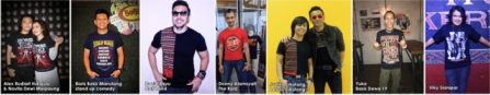 Jual Kaos Batak Online