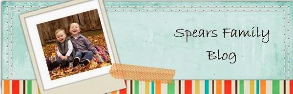 Spears Family Blog