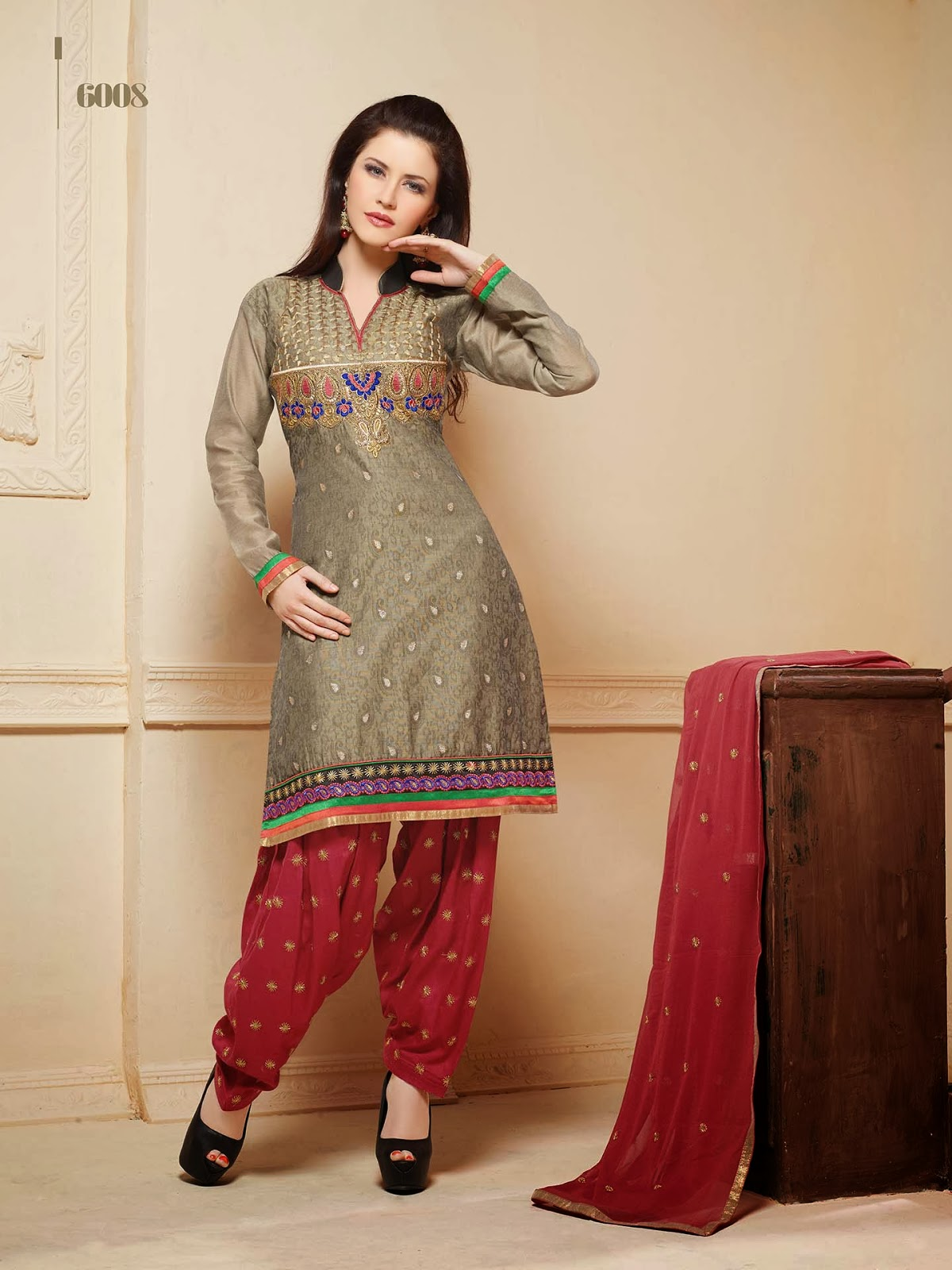 Most Wonderful Punjabi Salwar Kameez | Buy Fancy Cotton Punjabi ...
