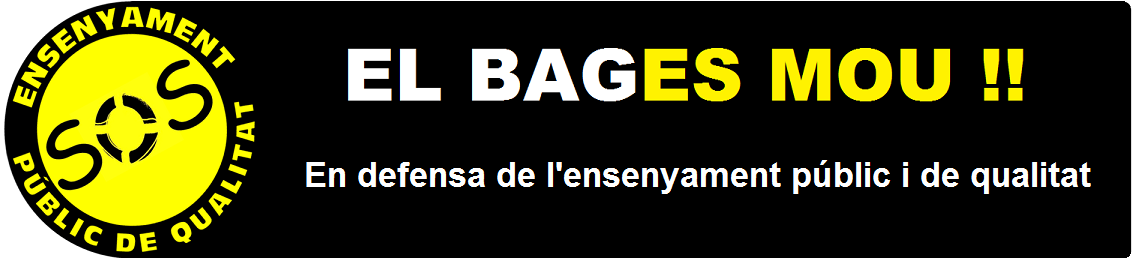 EL BAGES ES MOU !!