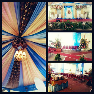 tenda dan dekorasi pernikahan