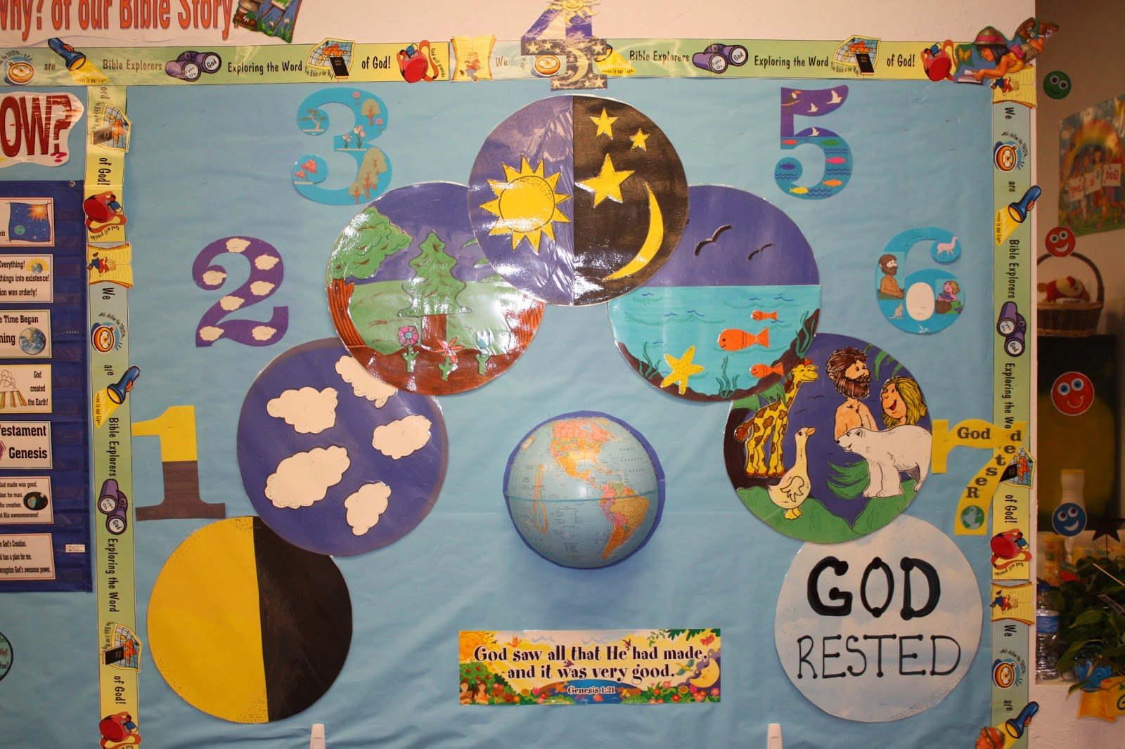 hands on bible teacher creation god u0027s awesome plan for man