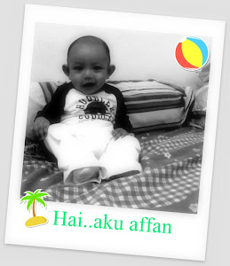 Hai..aku Affan