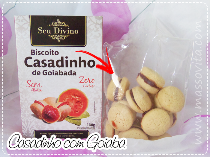 Cookies casadinho com Chocolate