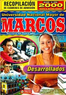 Recopilación Examenes SAN MARCOS
