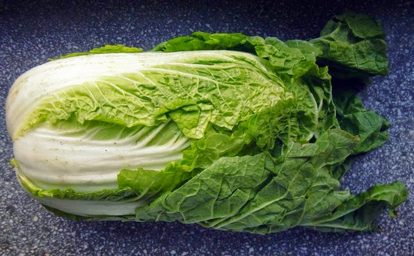 Chinese cabbage have Useful Properties.